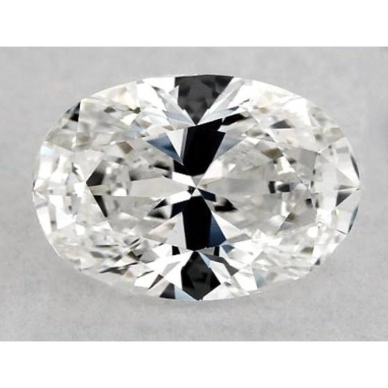 4.75 Carats Oval Diamond Loose H Vs2 Very Good Cut Diamond