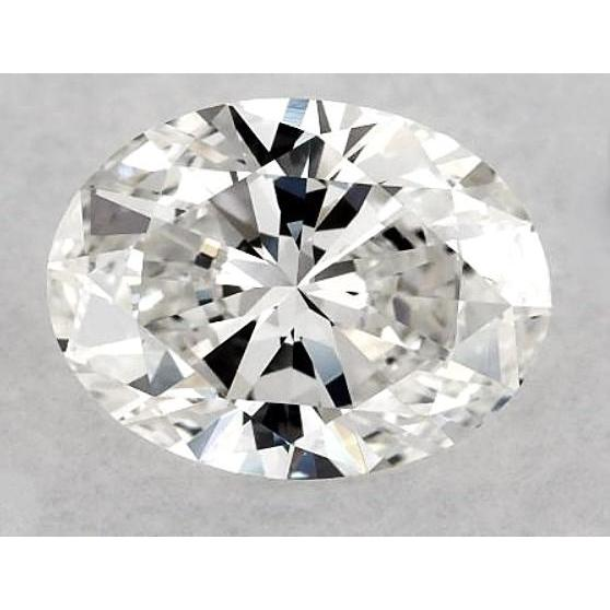 4.75 Carats Oval Diamond Loose K Vs1 Very Good Cut Diamond