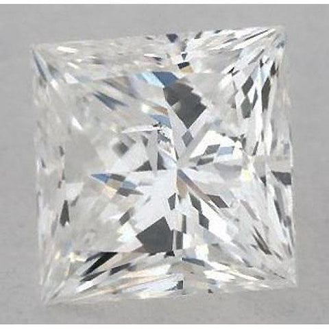 4.75 Carats Princess Diamond Loose E Vs2 Excellent Cut Diamond