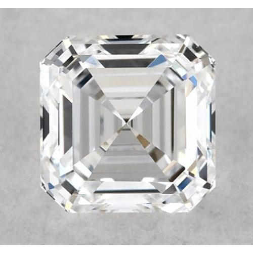 5 Carats Asscher Diamond Loose H Vs2 Good Cut Diamond