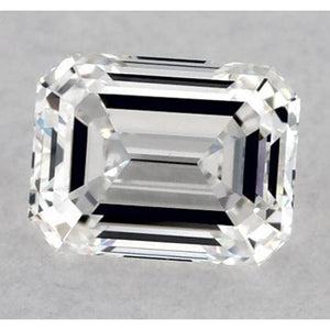 5 Carats Emerald Diamond Loose F Vs1 Very Good Cut Diamond