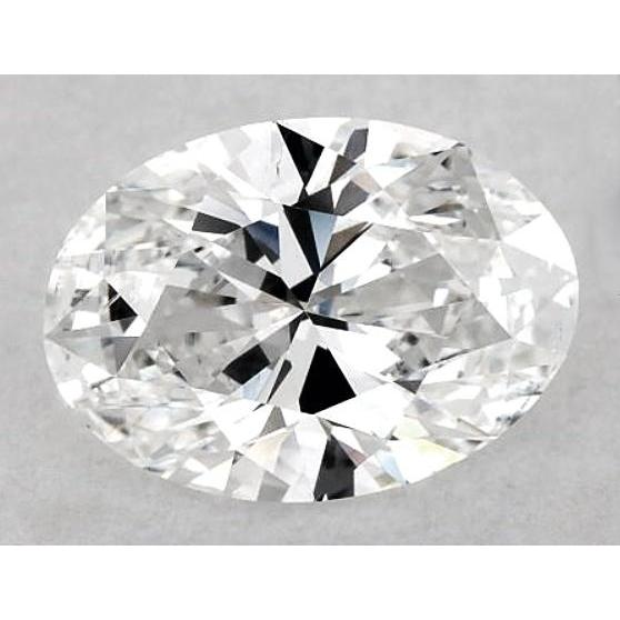 5 Carats Oval Diamond Loose D Vs1 Very Good Cut Diamond