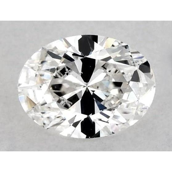 5 Carats Oval Diamond Loose I Vs1 Very Good Cut Diamond