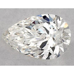 5 Carats Pear Diamond Loose D Vs1 Very Good Cut Diamond