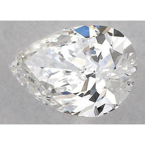 5 Carats Pear Diamond Loose E Vs1 Very Good Cut Diamond