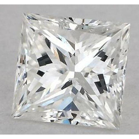 5 Carats Princess Diamond Loose D Vs1 Excellent Cut Diamond