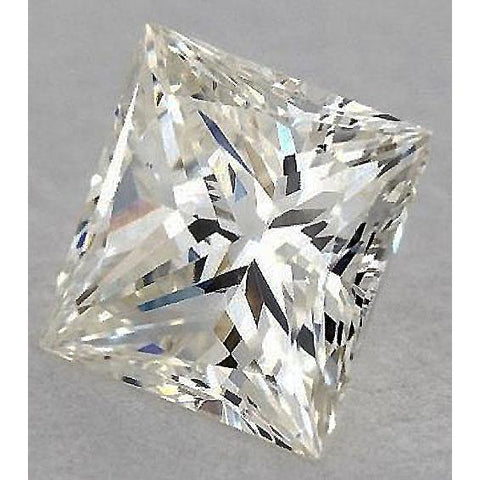 5 Carats Princess Diamond Loose D Vvs2 Excellent Cut Diamond