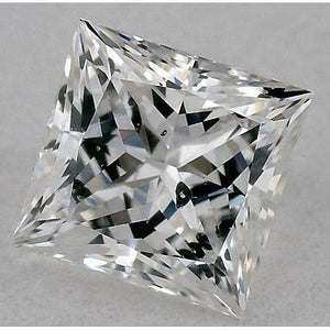 5 Carats Princess Diamond Loose E Vs1 Excellent Cut Diamond