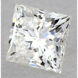 5 Carats Princess Diamond Loose E Vvs2 Excellent Cut Diamond