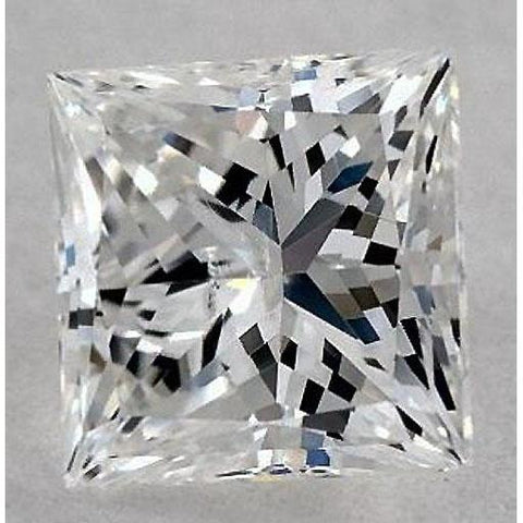 5 Carats Princess Diamond Loose F Vs1 Excellent Cut Diamond
