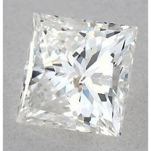 5 Carats Princess Diamond Loose F Vs2 Excellent Cut Diamond