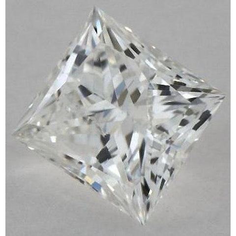 5 Carats Princess Diamond Loose F Vvs1 Excellent Cut Diamond