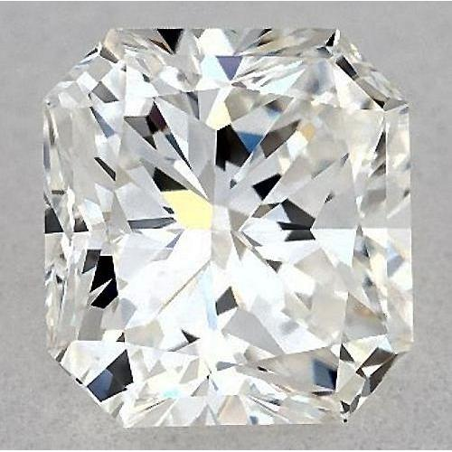 5 Carats Radiant Diamond Loose F Vvs2 Very Good Cut Diamond