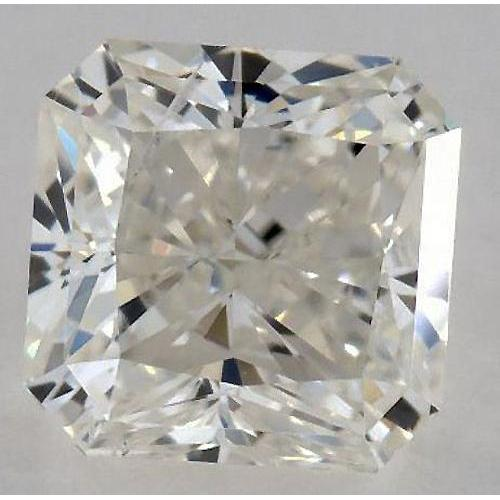 5 Carats Radiant Diamond Loose H Vvs2 Very Good Cut Diamond