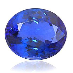 5 Ct Natural Tanzanite Oval Cut Aaa Loose Gemstone Gemstone Loose