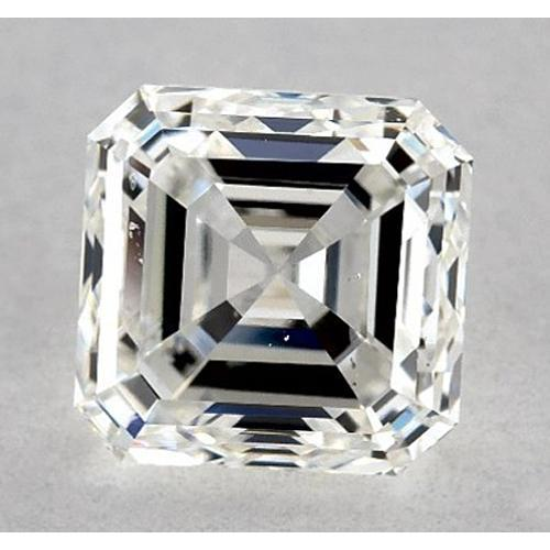 5.5 Carats Asscher Diamond Loose E Vvs2 Very Good Cut Diamond