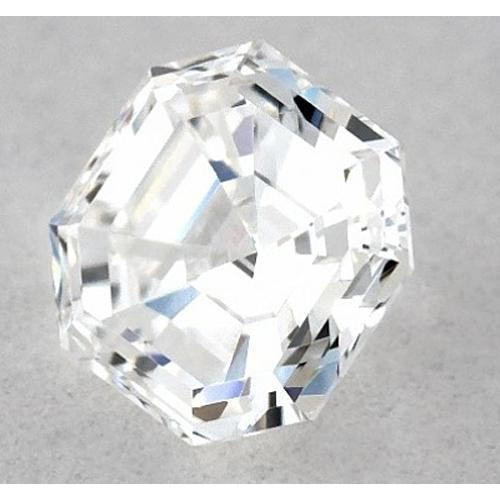 5.5 Carats Asscher Diamond Loose H Vs1 Very Good Cut Diamond