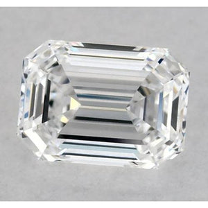 5.5 Carats Emerald Diamond Loose D Fl Very Good Cut Diamond