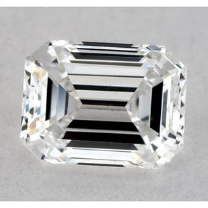 5.5 Carats Emerald Diamond Loose F Vs1 Very Good Cut Diamond