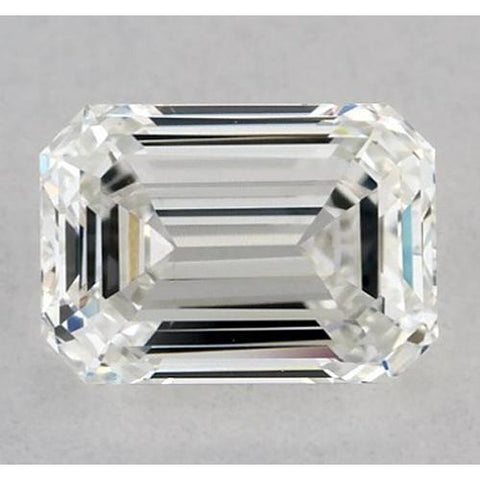 5.5 Carats Emerald Diamond Loose F Vvs1 Very Good Cut Diamond