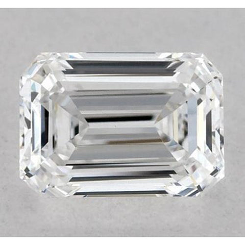 5.5 Carats Emerald Diamond Loose H Vvs2 Very Good Cut Diamond
