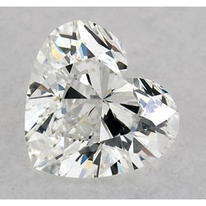5.5 Carats Heart Diamond Loose F Vs2 Very Good Cut Diamond