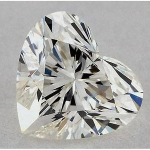 5.5 Carats Heart Diamond Loose G Vs2 Very Good Cut Diamond