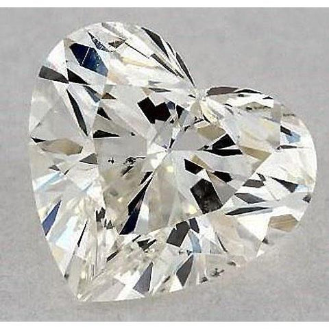 5.5 Carats Heart Diamond Loose K Vs1 Very Good Cut Diamond