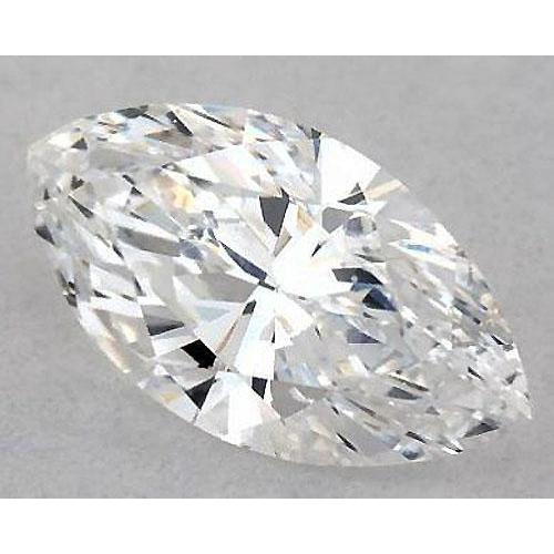 5.5 Carats Marquise Diamond Loose H Vs1 Very Good Cut Diamond