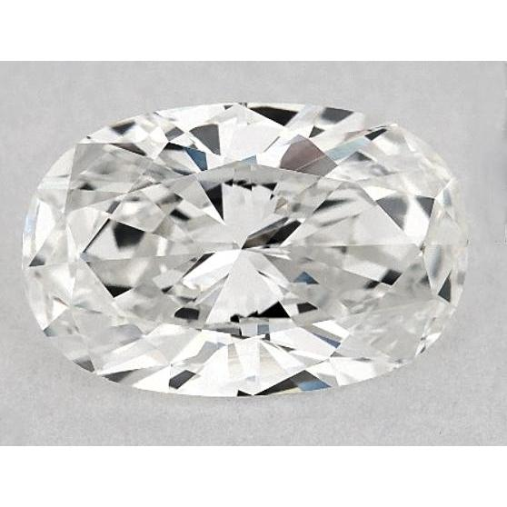5.5 Carats Oval Diamond Loose H Vs1 Very Good Cut Diamond