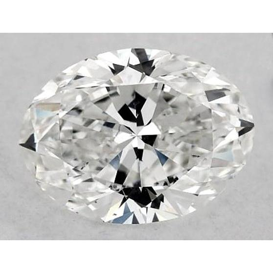 5.5 Carats Oval Diamond Loose H Vs2 Very Good Cut Diamond