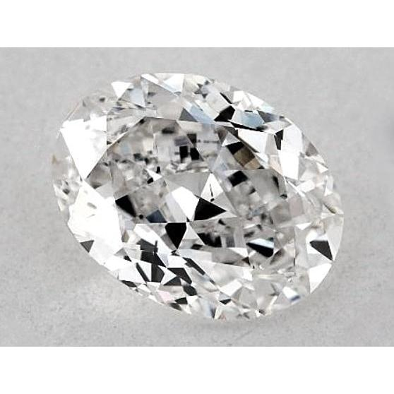 5.5 Carats Oval Diamond Loose K Vs1 Very Good Cut Diamond