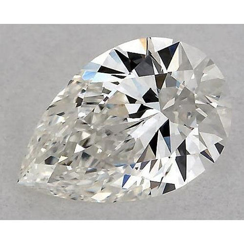 5.5 Carats Pear Diamond Loose E Vs1 Very Good Cut Diamond