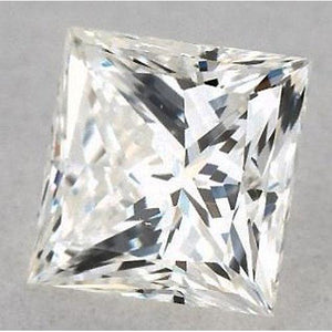 5.5 Carats Princess Diamond Loose E Vvs1 Excellent Cut Diamond
