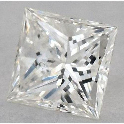 5.5 Carats Princess Diamond Loose F Vs2 Excellent Cut Diamond