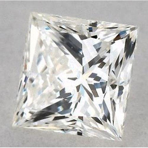5.5 Carats Princess Diamond Loose F Vvs1 Excellent Cut Diamond