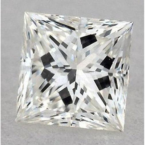 5.5 Carats Princess Diamond Loose F Vvs2 Excellent Cut Diamond