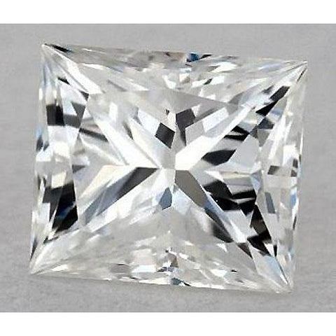 5.5 Carats Princess Diamond Loose G Si1 Very Good Cut Diamond