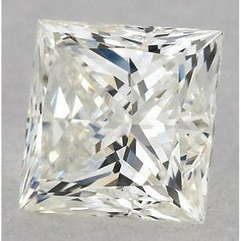 5.5 Carats Princess Diamond Loose G Vvs1 Excellent Cut Diamond