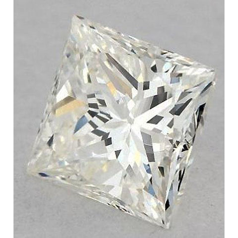 5.5 Carats Princess Diamond Loose H Vs1 Excellent Cut Diamond