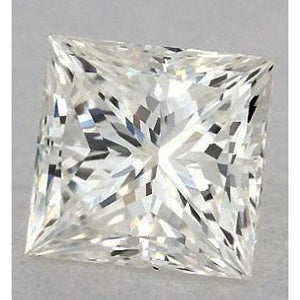 5.5 Carats Princess Diamond Loose K Si1 Very Good Cut Diamond