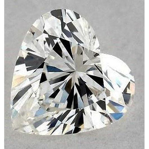 6 Carats Heart Diamond Loose F Vs1 Very Good Cut Diamond