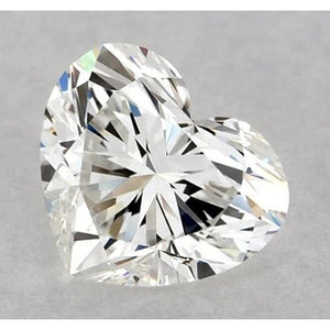 6 Carats Heart Diamond Loose F Vvs1 Very Good Cut Diamond