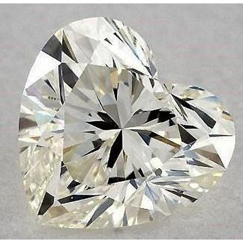 6 Carats Heart Diamond Loose G Vs1 Very Good Cut Diamond