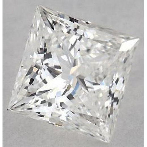 6 Carats Princess Diamond Loose D Vs1 Excellent Cut Diamond