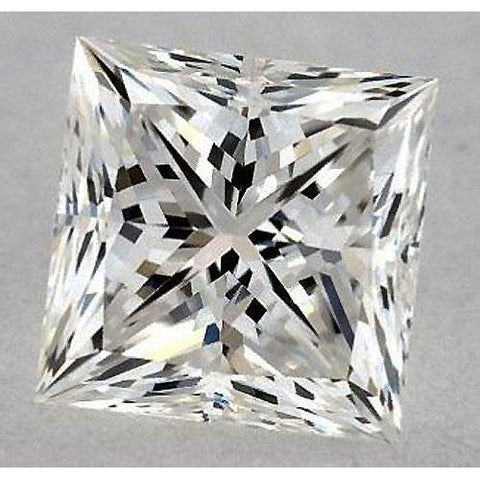 6 Carats Princess Diamond Loose D Vvs1 Excellent Cut Diamond