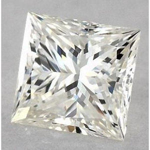 6 Carats Princess Diamond Loose D Vvs2 Excellent Cut Diamond