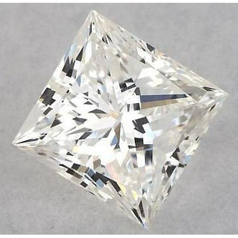 6 Carats Princess Diamond Loose E Vs2 Excellent Cut Diamond