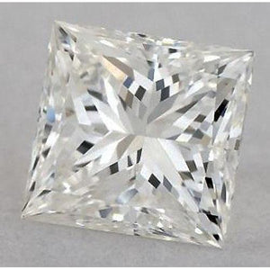6 Carats Princess Diamond Loose F Si1 Very Good Cut Diamond