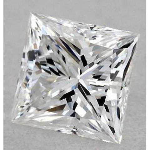 6 Carats Princess Diamond Loose G Vs2 Excellent Cut Diamond
